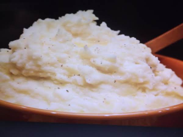 Classic Mash Potatoes Recipe