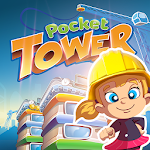 Pocket Tower: build & manage Icon