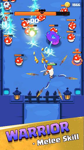 Code Triche ByeBye Monster APK MOD screenshots 1