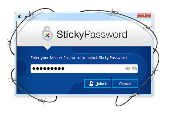 Phần mềm Sticky Password
