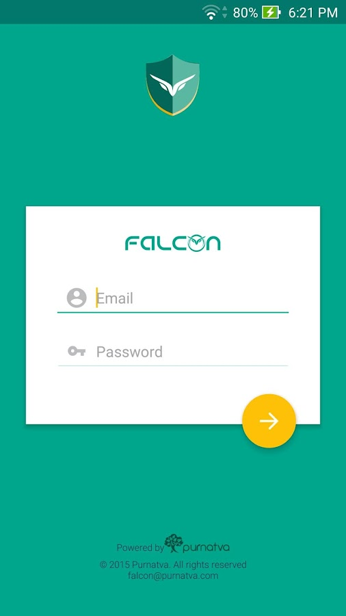 Falcon Parent- screenshot