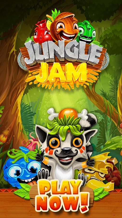 Jungle Jam- screenshot