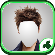 Download App Man Hair Style Photo Maker
