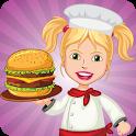 Cooking Burger Restaurant icon