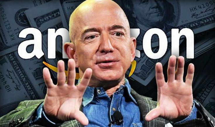 Jeff Bezos successful business own amazon