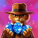 Indy Cat Match 3 - Androidアプリ