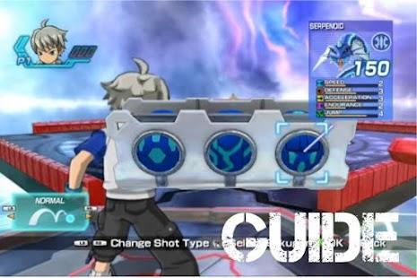 Guide Bakugan Battle Brawlers New - náhled