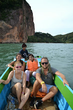 Photo: Mangrove trip crew (minus Mark)
