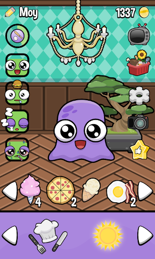 Moy 3 🐙 Virtual Pet Game screenshot 2