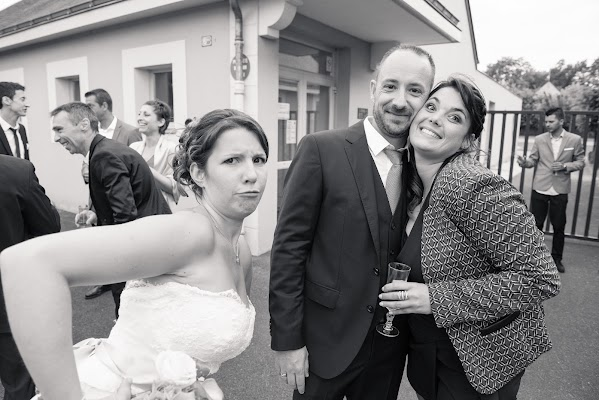 Photographe de mariage Marc Legros (MarcLegros). Photo du 02.07.2017