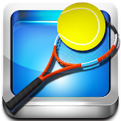Play World champion Tennis 3D™