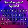 Sparkling Heart Keyboard APK