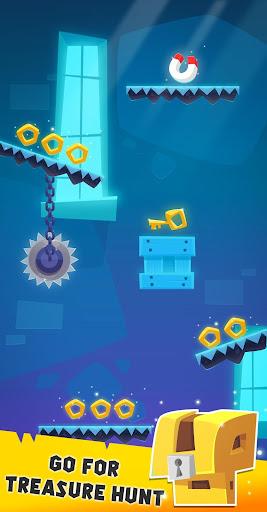 Télécharger The Jumpers - Super Adventure Jump Game apk mod screenshots 5
