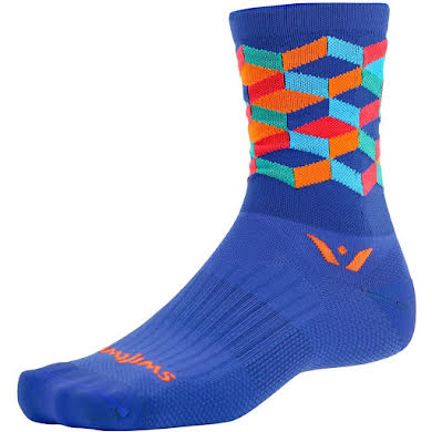 Swiftwick Vision Five Dimension Socks - 5 inch Thumb
