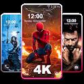 Superheroes Wallpapers HD 4K icon