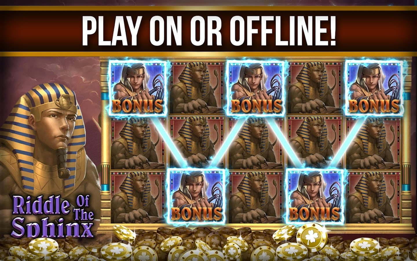Slots Free: Pharaoh's Plunder- screenshot
