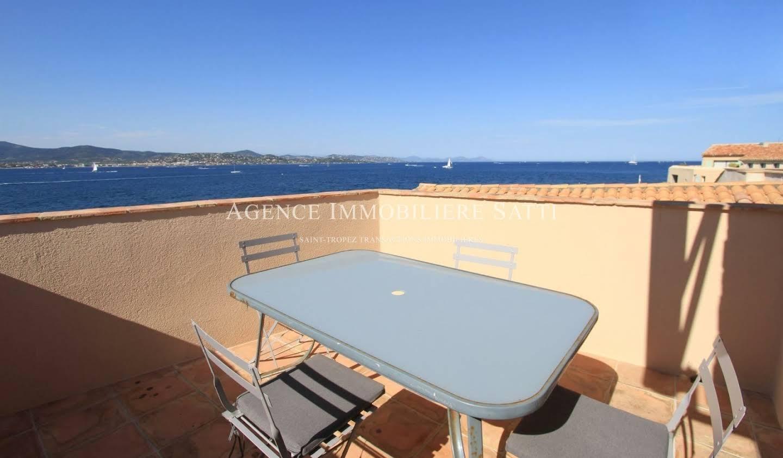Villa avec terrasse Saint-Tropez