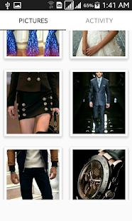 Stylish.ly - náhled
