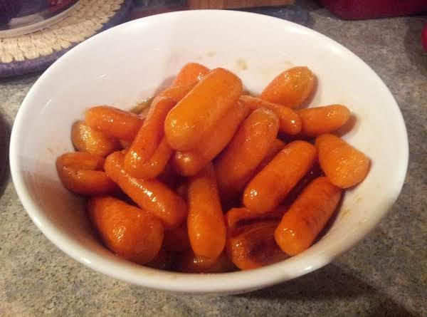 Brandied Carrots Recipe