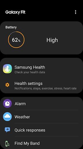 Galaxy Fit Plugin screenshot 3