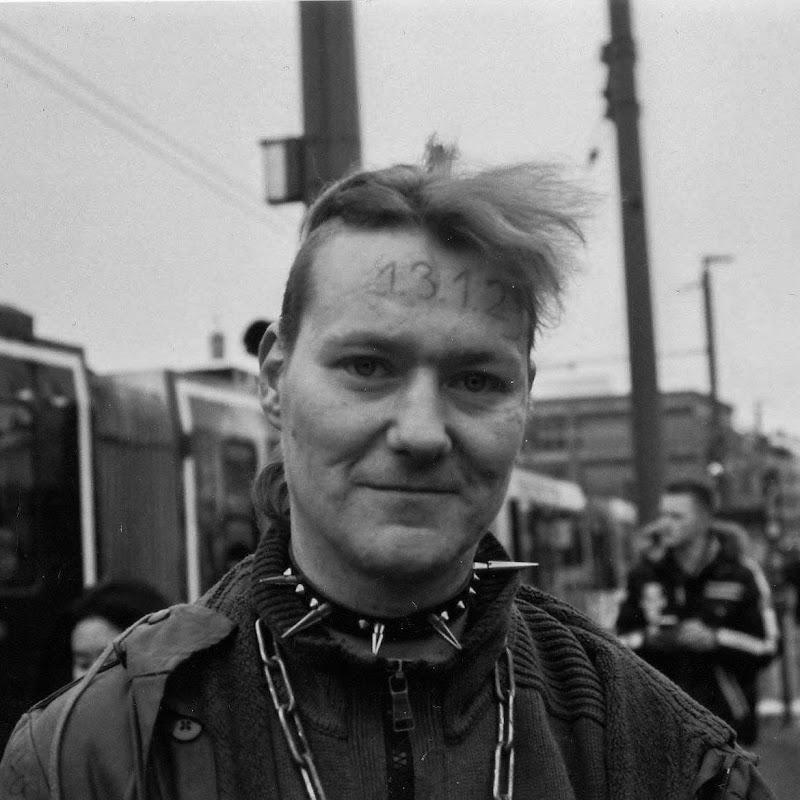 Punk tedesco alla stazione di Samuelmojo