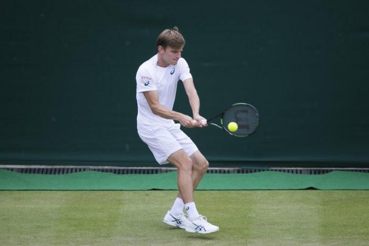 David Goffin heeft strak plan om vorm te verbeteren met oog op sterke Wimbledon