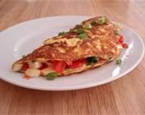 Vegetable Omlette Recipe