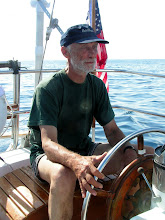 Photo: На руле/Sttering the boat