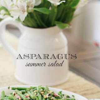Summer Salad Asparagus Recipes