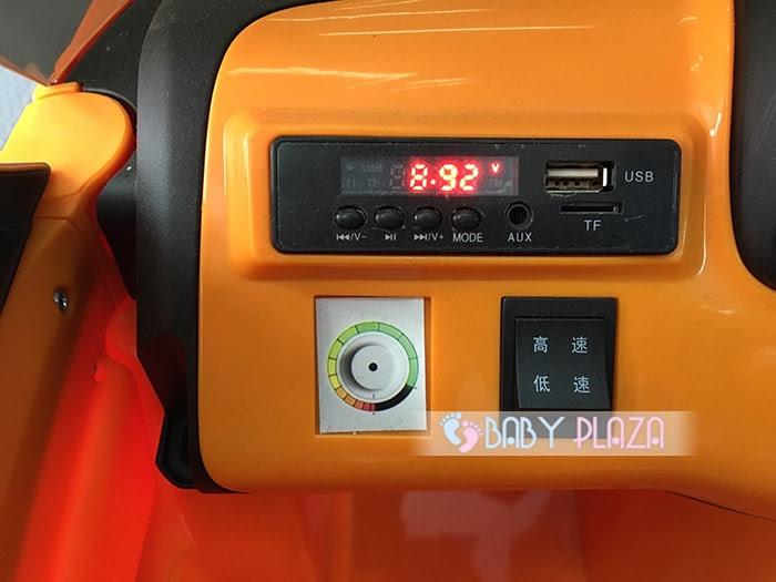 Xe ô tô điện trẻ em YH-810 16