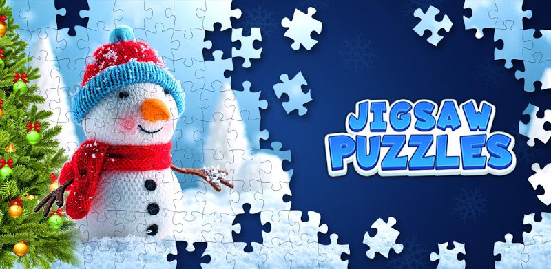 Jigsaw Puzzles Clash – Classic or Multiplayer – APK MOD HACK – Dinheiro Infinito