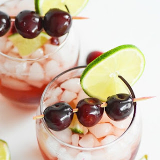 A Cherry Lime Drink Recipes