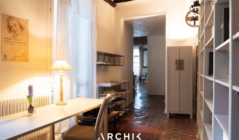 Appartement Paris 2ème