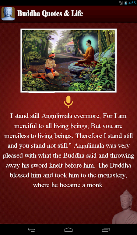 Download Buddha Quotes & Life of Buddha APK latest version