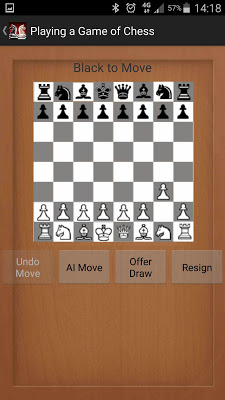 Chess Game - screenshot