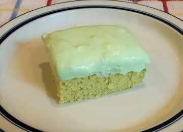 Pistachio Dream Cake