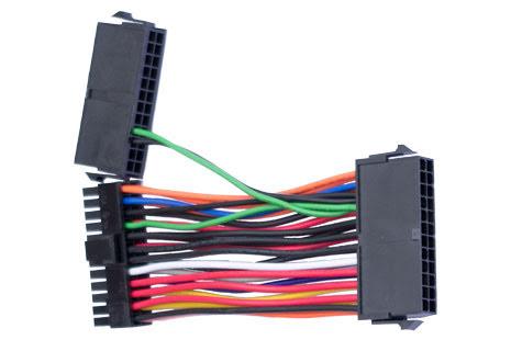 Kabel for tilkobling og start av strømforsyning nr. 2