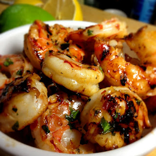 Grilled Shrimp With Sauce Recipes