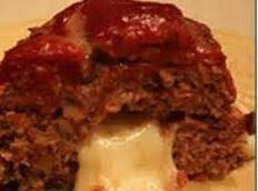 Stuffed Italian Sausage And Ground Beef Meatloaf