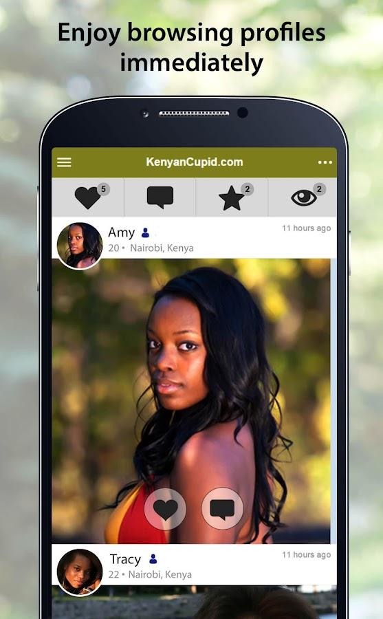 kenya mobile dating sites