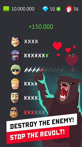 Dictator – Rule the World screenshot 12