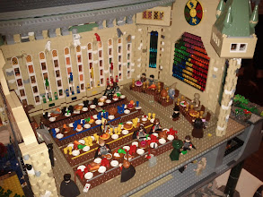 Photo: More Potter including some bits of Hogwarts.