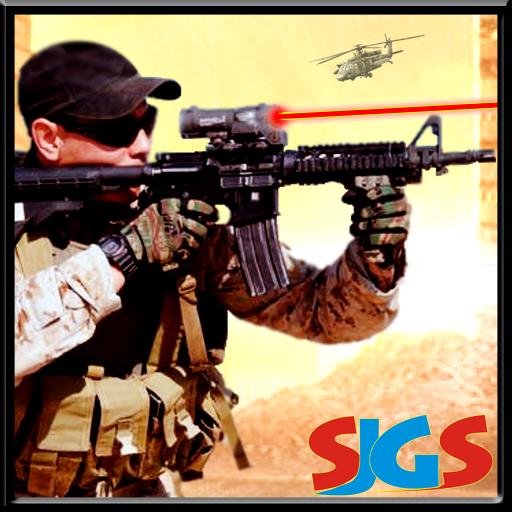 IGI Commando Enemy Shooter