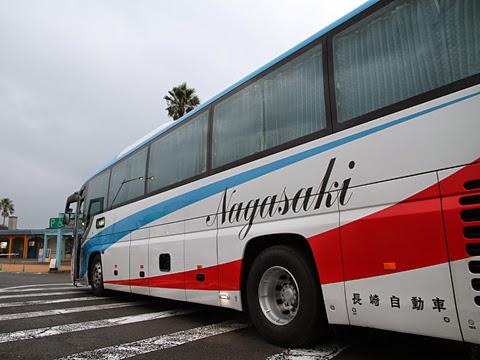 長崎自動車「オランダ号」 ・532 サイド