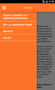 Pharmacist HealthAPP screenshot 8