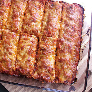 Cannelloni With White Sauce Chicken Recipes.