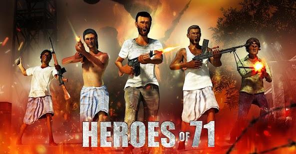 Heroes of 71 Shamsu Bahini 1.61 APK