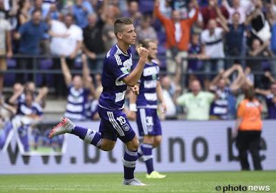 Finalement la Fiorentina pour Dennis Praet ?