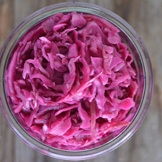 Pickled Purple Cabbage Recipe