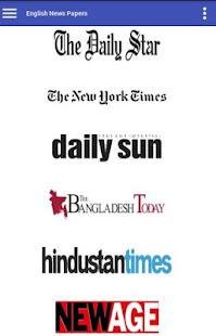 Download Top 10 Bangla Newspapers (বাংলার সেরা সংবাদপত্র) For PC Windows and Mac apk screenshot 6